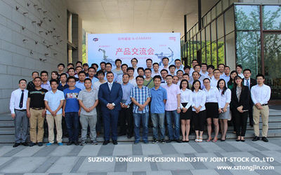 Suzhou Tongjin Precision Industry Co., Ltd